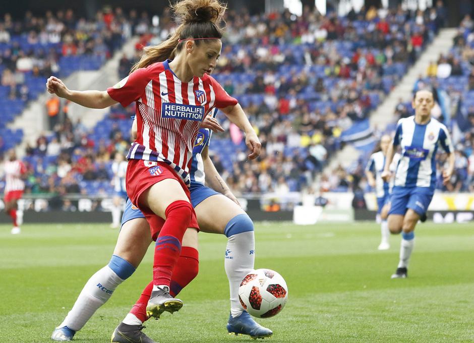 Temporada 18/19 | Espanyol - Atlético de Madrid Femenino | Esther