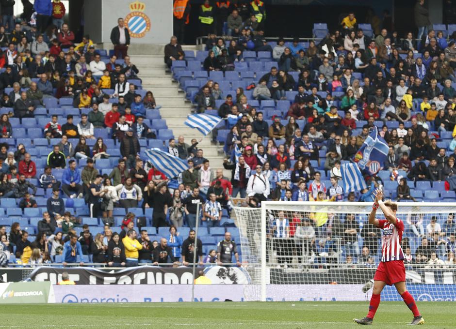 Temporada 18/19 | Espanyol - Atlético de Madrid Femenino | Amanda