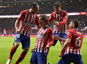 Temp 18/19 | Atlético de Madrid - Valencia | Griezmann