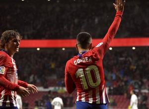 Temporada 18/19 | Atlético de Madrid - Valencia | Correa