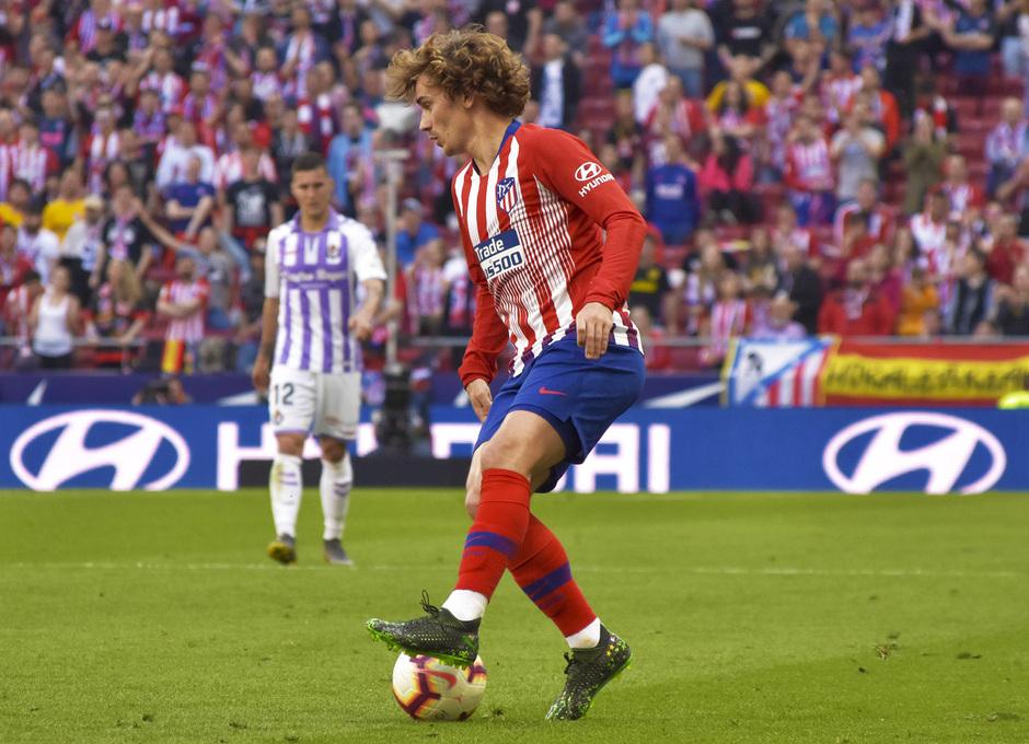 Temporada 18/19 | Atlético de Madrid - Valladolid | Griezmann
