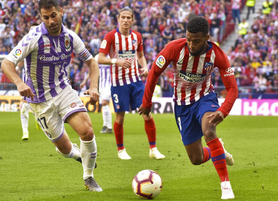 Temporada 18/19 | Atlético de Madrid - Valladolid | Lemar
