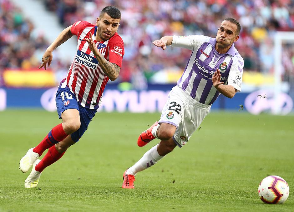 Temporada 18/19 | Atlético de Madrid - Valladolid | Correa