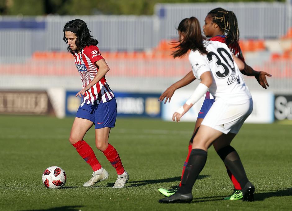 Temporada 18/19 | Atlético de Madrid Femenino- Valencia | Dolores