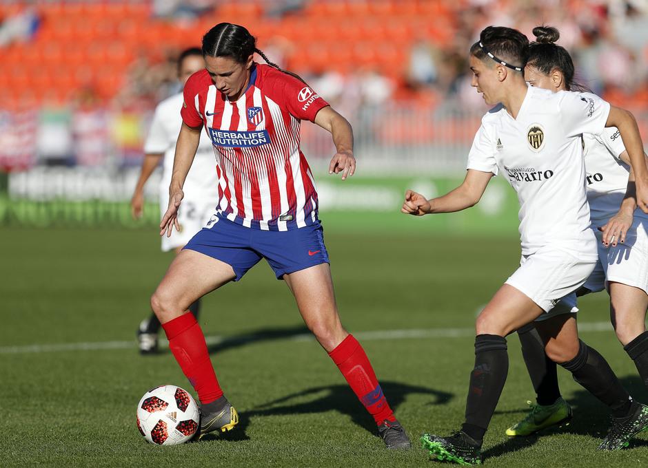 Temporada 18/19 | Atlético de Madrid Femenino- Valencia | Meseguer