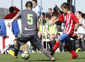Temporada 18/19 | LaLiga Genuine en Los Ángeles de San Rafael | Atlético - Real Sociedad