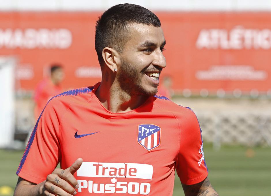 Temporada 18/19 | Entrenamiento del primer equipo | 30/04/2019 | Correa