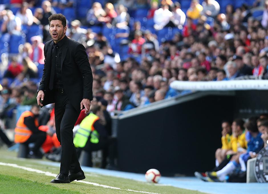 Temp 18/19 | Espanyol - Atlético de Madrid | Simeone
