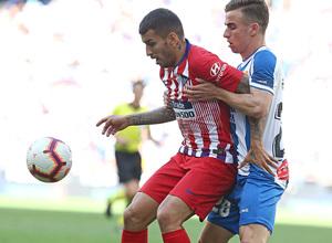 Temp 18/19 | Espanyol - Atlético de Madrid | Correa