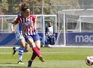 Temporada 18/19 | Real Sociedad - Atlético de Madrid Femenino | Esther