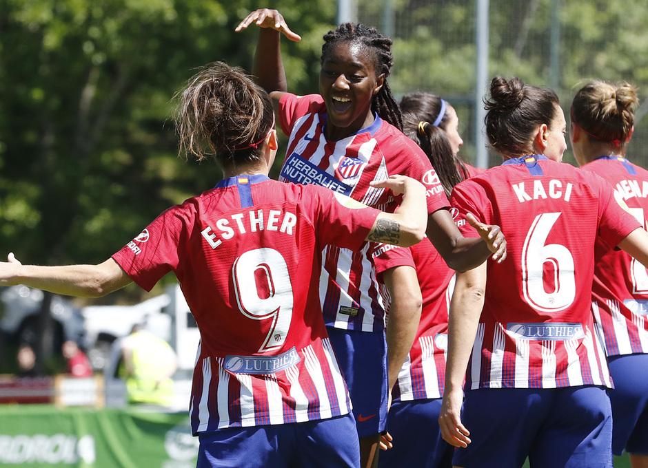 Temporada 18/19 | Real Sociedad - Atlético de Madrid Femenino | Gol