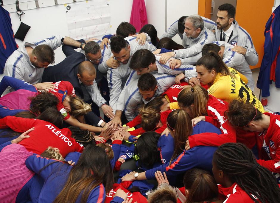 Temporada 18/19 | Real Sociedad - Atlético de Madrid Femenino | Equipo