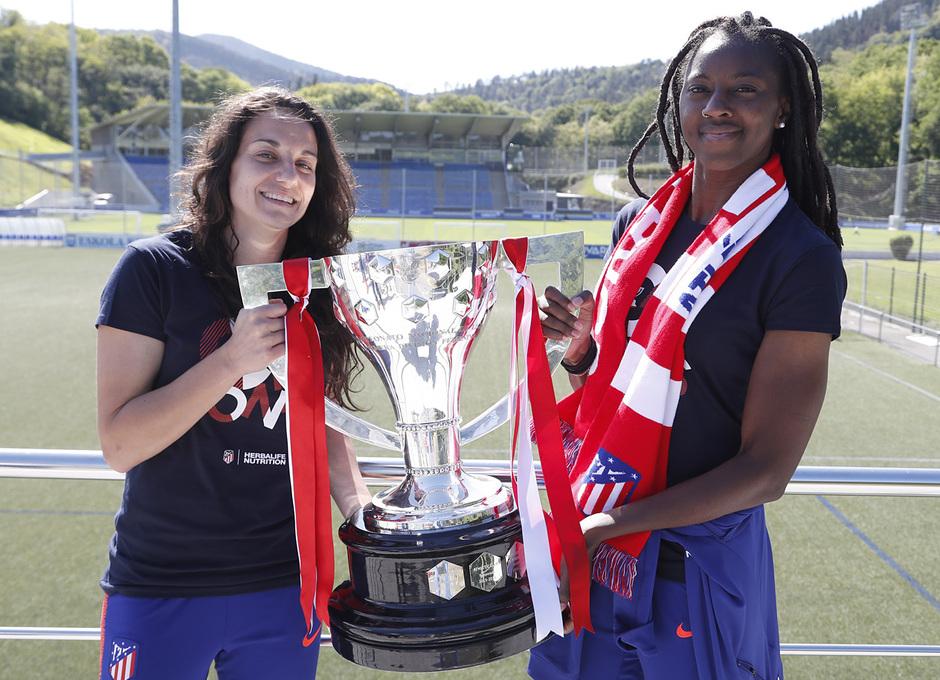 Temporada 18/19 | Real Sociedad - Atlético de Madrid Femenino | Kaci y Tounkara