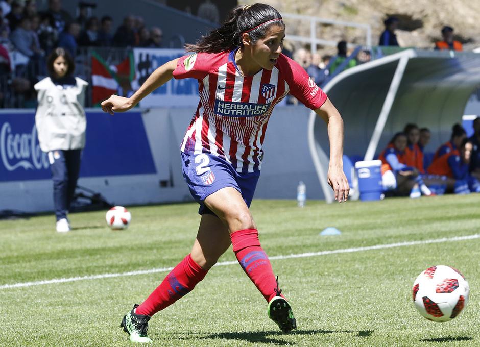 Temporada 18/19 | Real Sociedad - Atlético de Madrid Femenino | Kenti