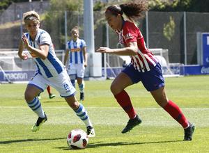 Temporada 18/19 | Real Sociedad - Atlético de Madrid Femenino | Falcón