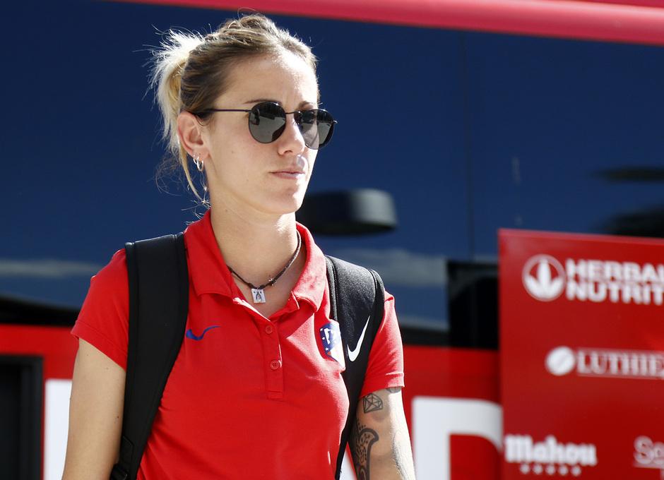 Temp. 18-19 | Llegada a Granada | Atlético de Madrid Femenino | Ángela Sosa