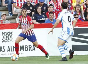 Temporada 18/19   Atlético de Madrid - Real Sociedad   Final de la Copa de la Reina   Kenti