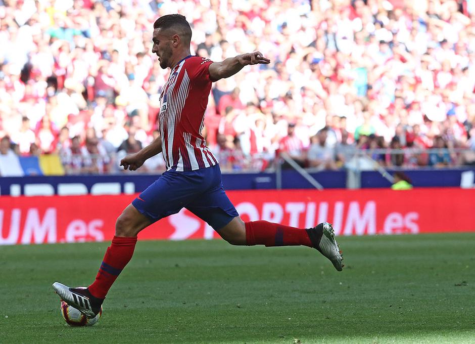 Temp. 2018-19 | Atlético de Madrid - Sevilla | Koke