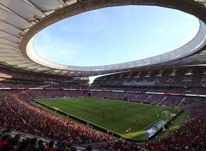 Temp. 2018-19 | Atlético de Madrid - Sevilla | afición