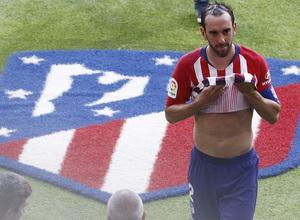 Temporada 18/19 | Atlético - Sevilla | Despedida Diego Godín