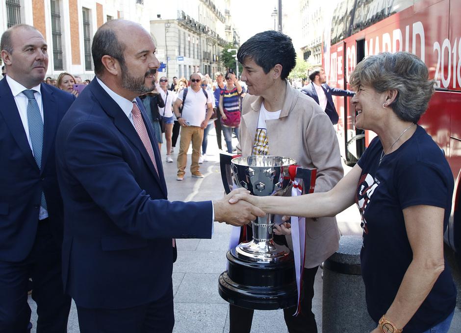 Temp. 18-19 | Visita Femenino Comunidad | María Vargas
