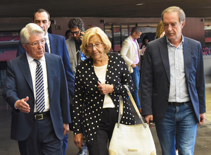 Temporada 18/19 | visita carmena alcaldesa de madrid/ 14_05_2019.