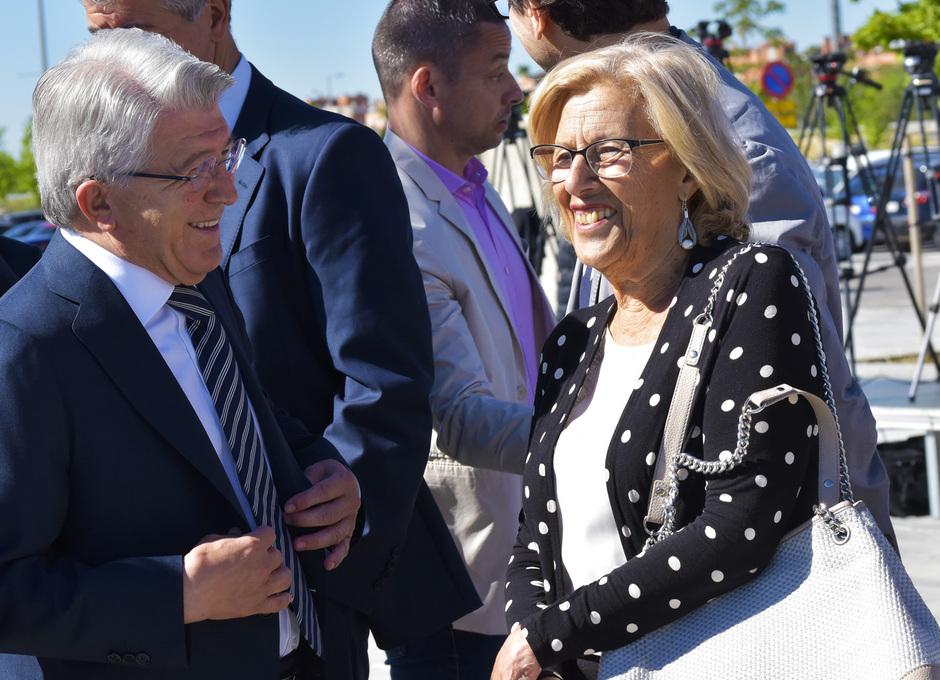 Temporada 18/19 | visita carmena alcaldesa de madrid/ 14_05_2019