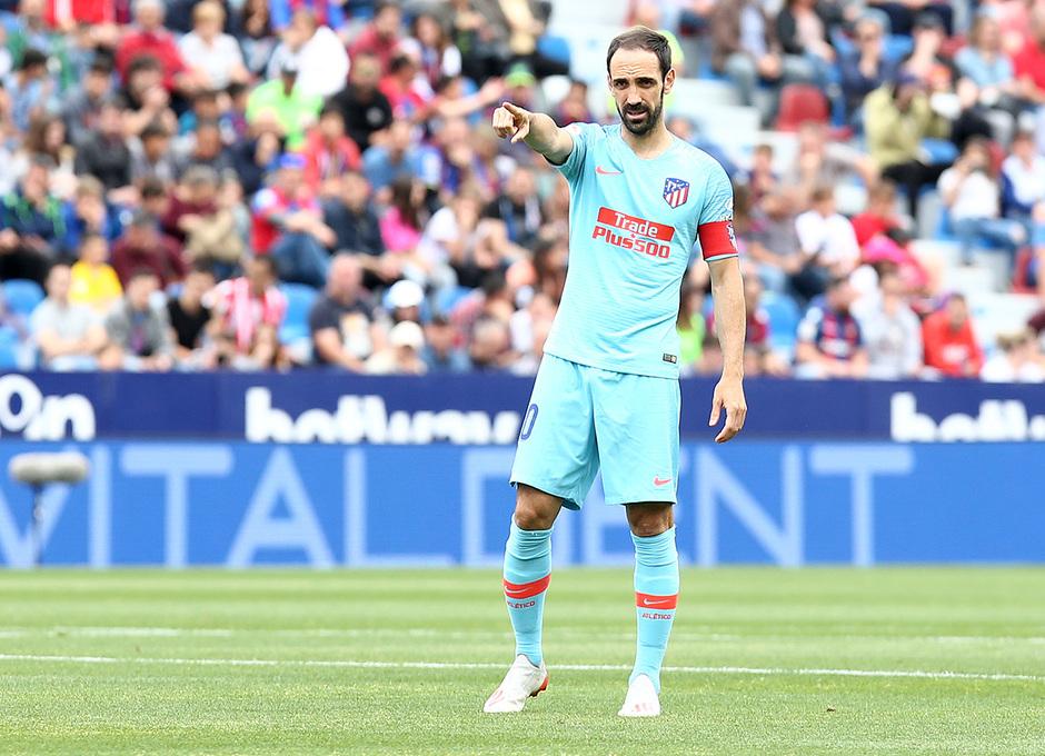 Temp. 2018-19 | Levante - Atlético de Madrid | Juanfran