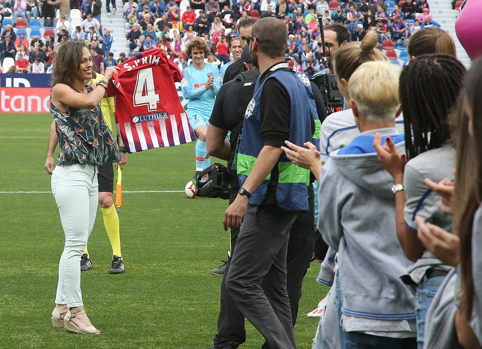 Temp. 2018-19 | Levante - Atlético de Madrid | Sonia Prim