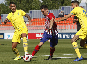 Temporada 18/19 | Atlético B - Las Palmas B | Joaquín Muñoz
