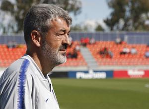 Temporada 18/19 | Atlético B - Las Palmas B | Óscar Fernández