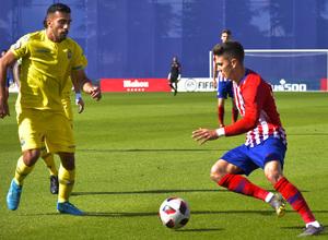 Temporada 18/19 | Atlético B - Las Palmas Atlético | Óscar Pinchi