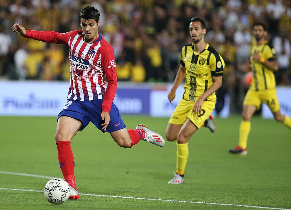 Temporada 18/19 | Beitar de Jerusalén - Atleti | Morata