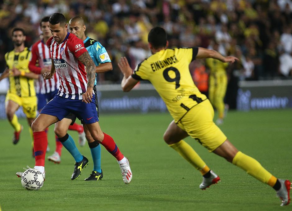 Temporada 18/19 | Beitar de Jerusalén - Atleti | Vitolo