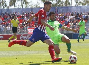 Temporada 18/19 | Toni Moya | Atlético B-CD Mirandés
