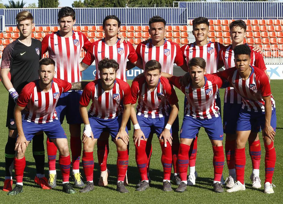 Temp. 2018-19 | Juvenil A - UD Las Palmas | Once