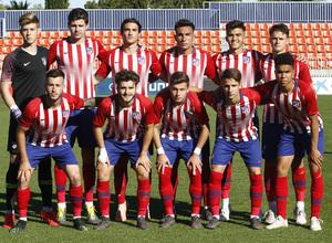 Temp. 2018-19   Juvenil A - UD Las Palmas   Once