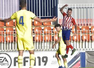 Temp. 2018-19   Juvenil A - UD Las Palmas   Celebración Ricard