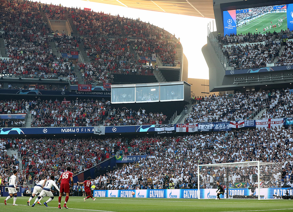 Temp 18/19 | Liverpool - Tottenham | Penalti Salah