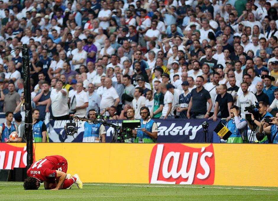 Temp 18/19 | Liverpool - Tottenham | Salah
