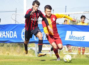 Wanda Football Cup 2019   Milan - Galatasaray