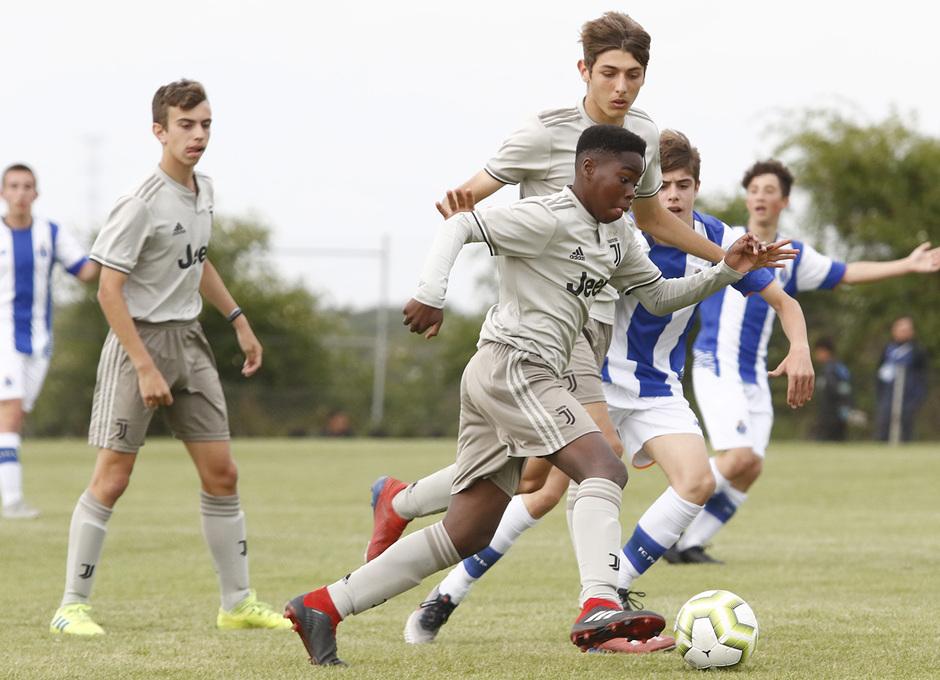 Wanda Football Cup   FC Porto - Juventus