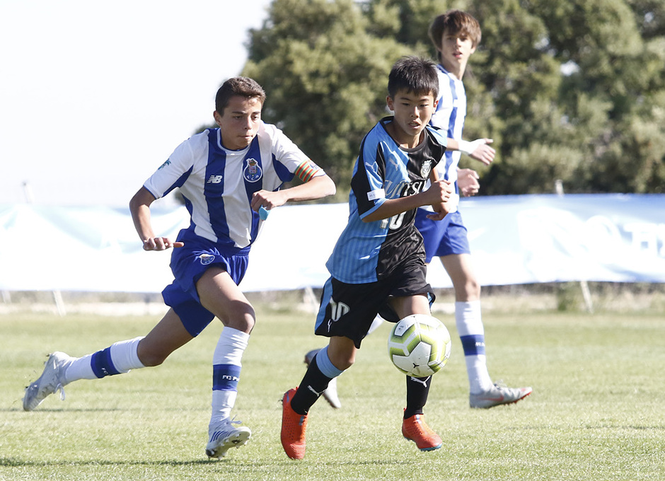 Wando Football Cup 18/19 | Porto - Kawasaki