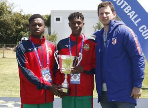Wanda Football Cup 18/19 | Entrega de premios | Shabab Al-Ahli (12º posición)