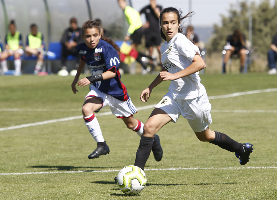 Temp 18/19 | Women's Football Cup | Lyon - Valencia