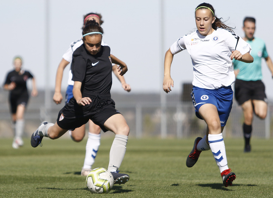 Womens Football Cup | Sevilla - Zaragoza