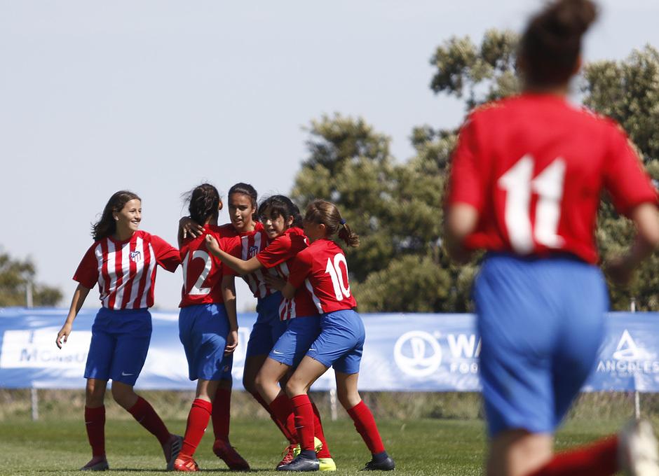 Womens Football Cup | Atlético - Valencia