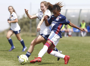 Womens Football Cup | Olympique Lyon - Los Ángeles Galaxy