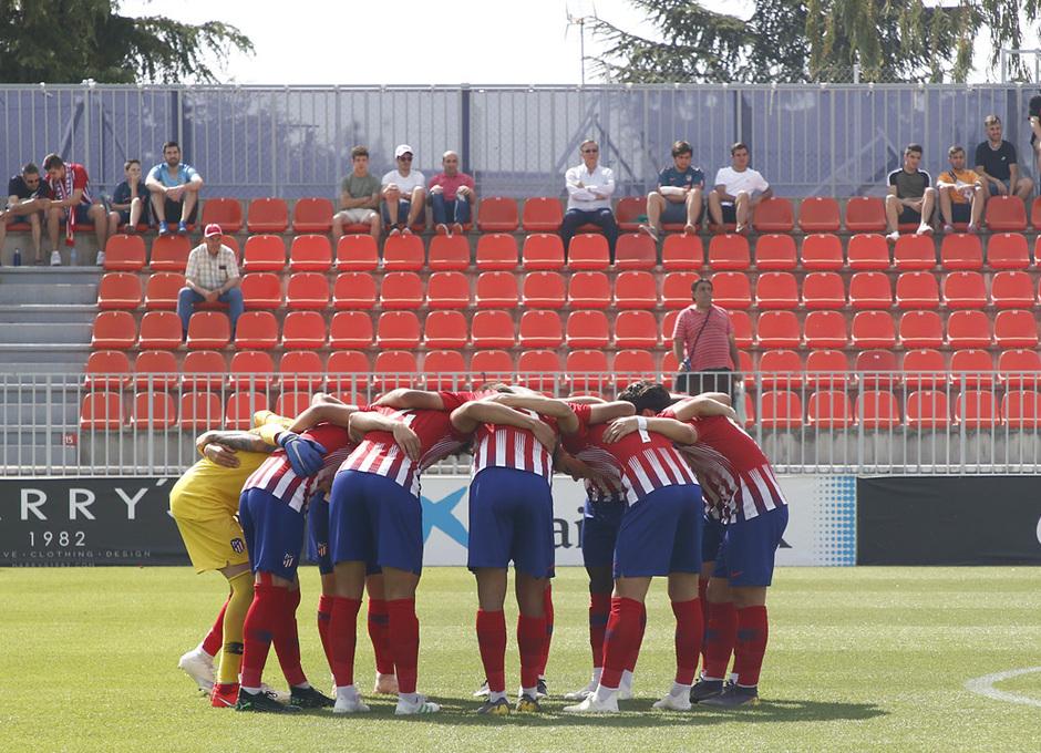 Temporada 19/20 | Atlético de Madrid Juvenil A - Levante | Copa del Rey | Piña