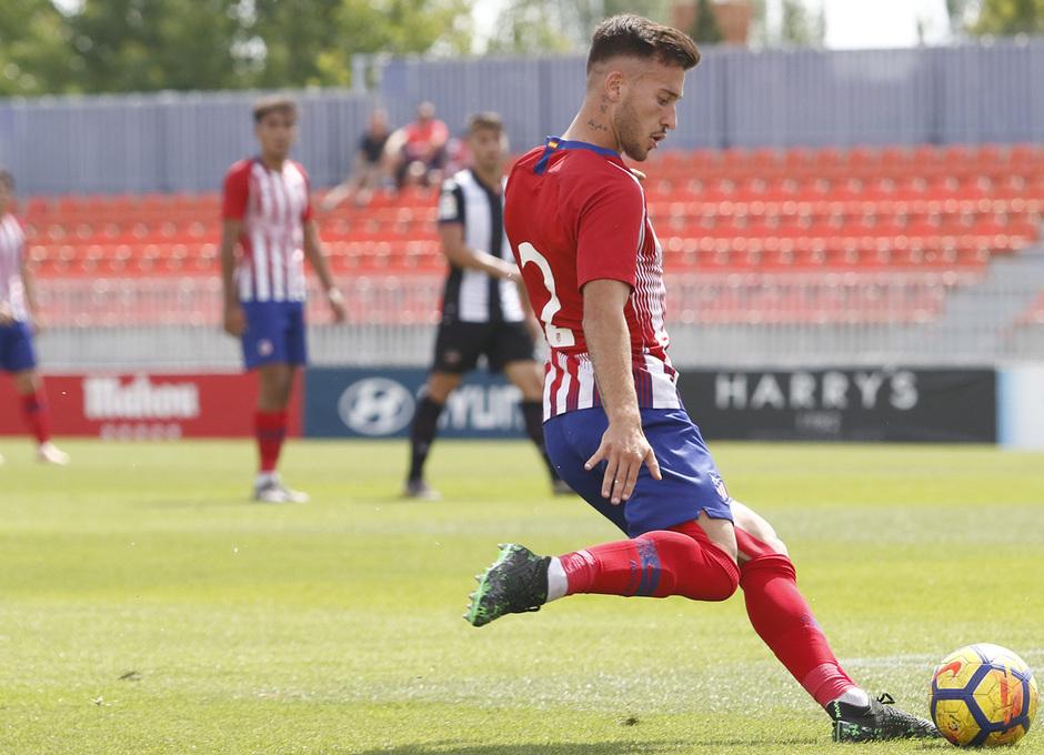 Temporada 19/20 | Atlético de Madrid Juvenil A - Levante | Copa del Rey